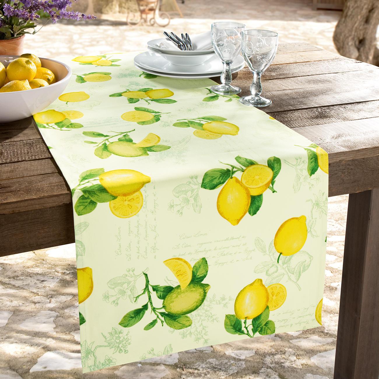 linge de table proven al garantie produit de 3 ans. Black Bedroom Furniture Sets. Home Design Ideas