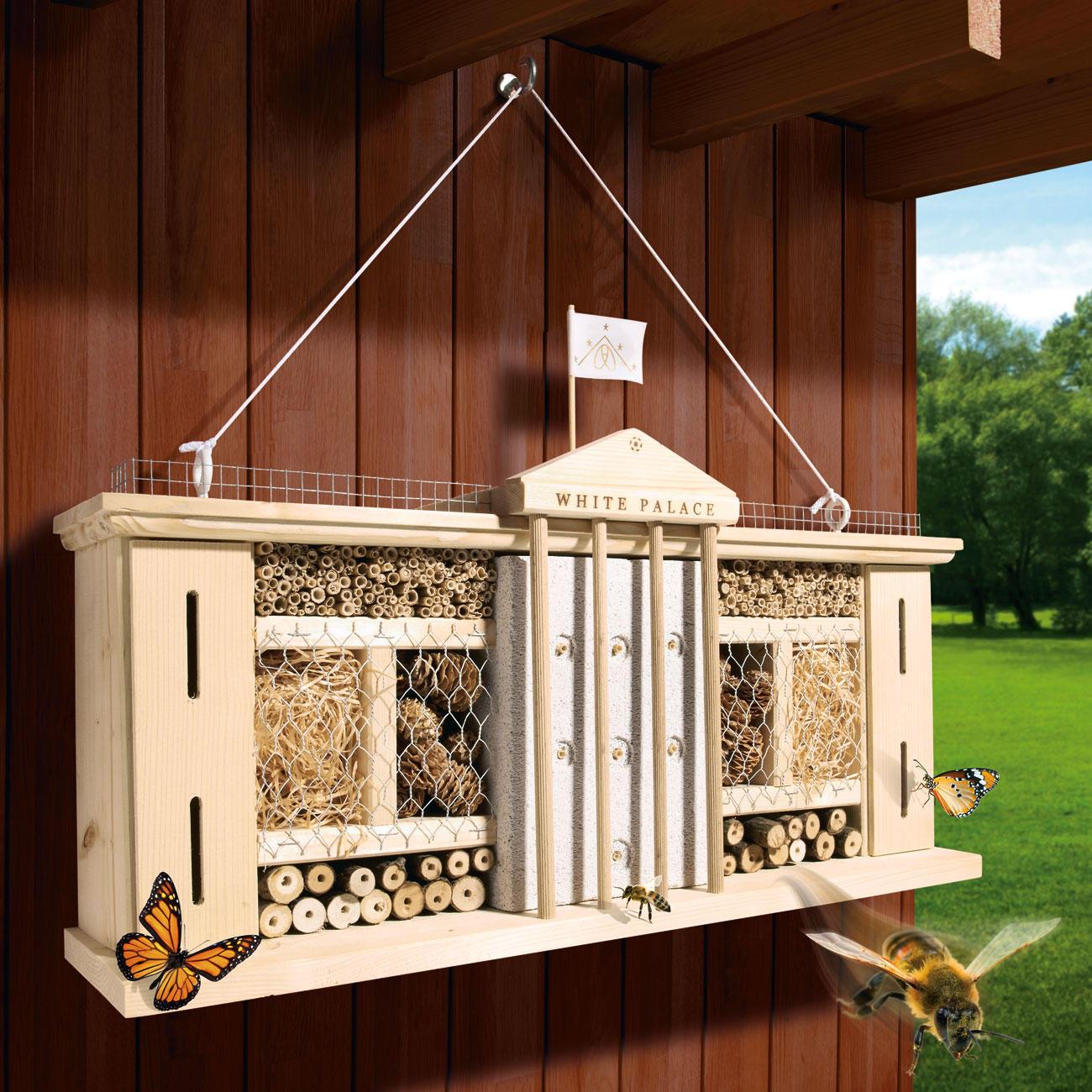 Acheter h tel insectes white palace en ligne pas cher for Hotel a insecte acheter