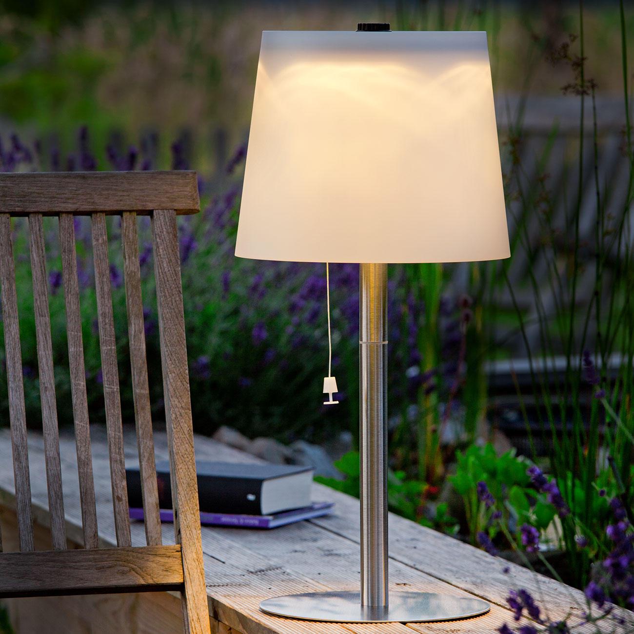 Lampe de table ou suspension solaire pas cher pro idee - Lampe solaire interieur pas cher ...