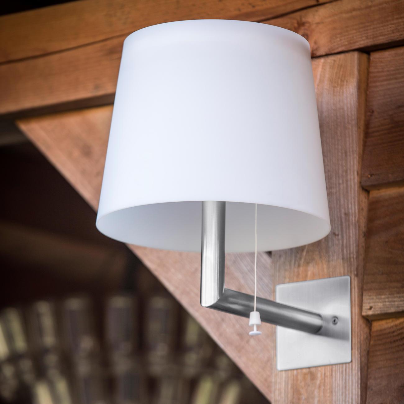 Lampes solaires garantie produit de 3 ans for Lampe solaire interieur