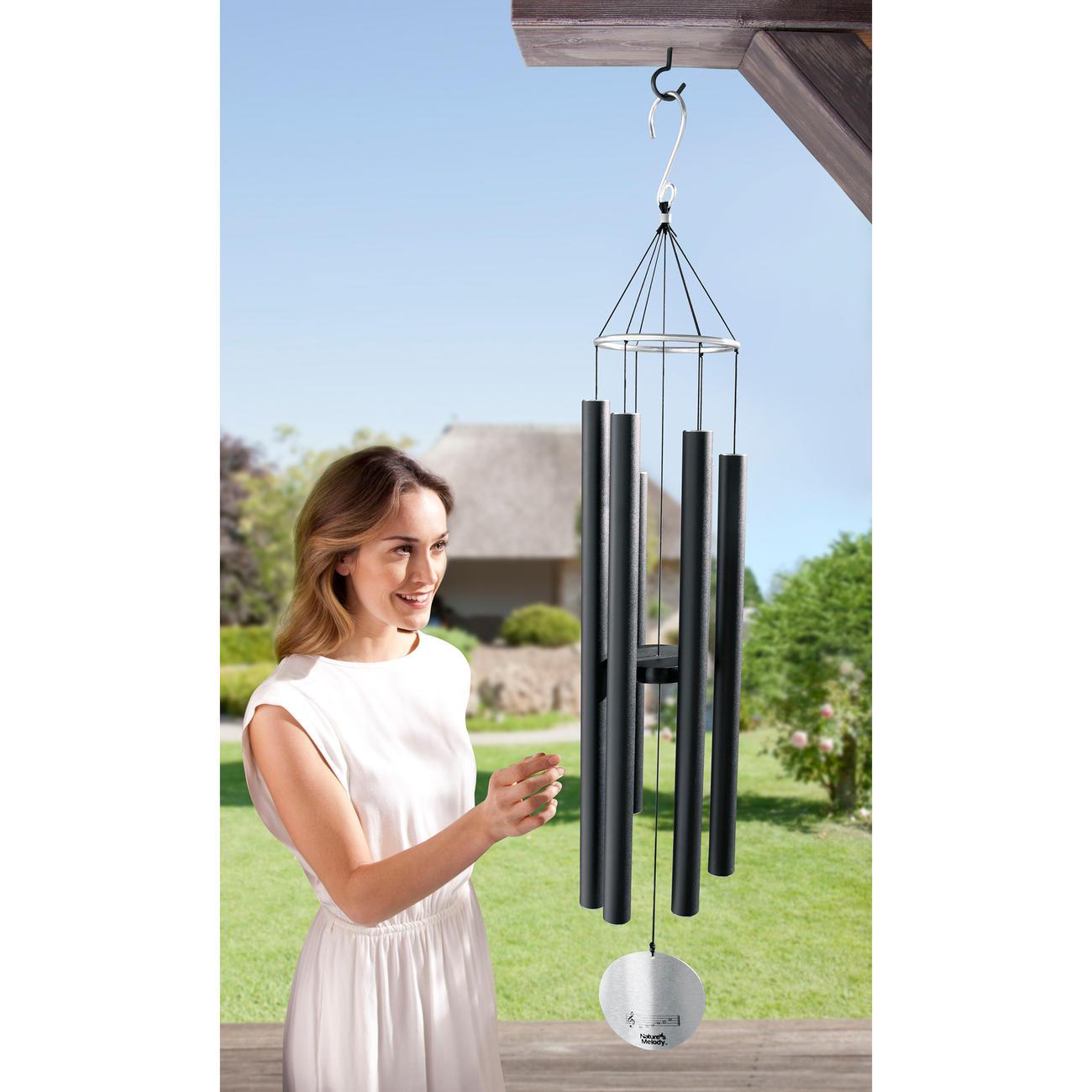 Grand carillon vent garantie produit de 3 ans for Par a vent interieur
