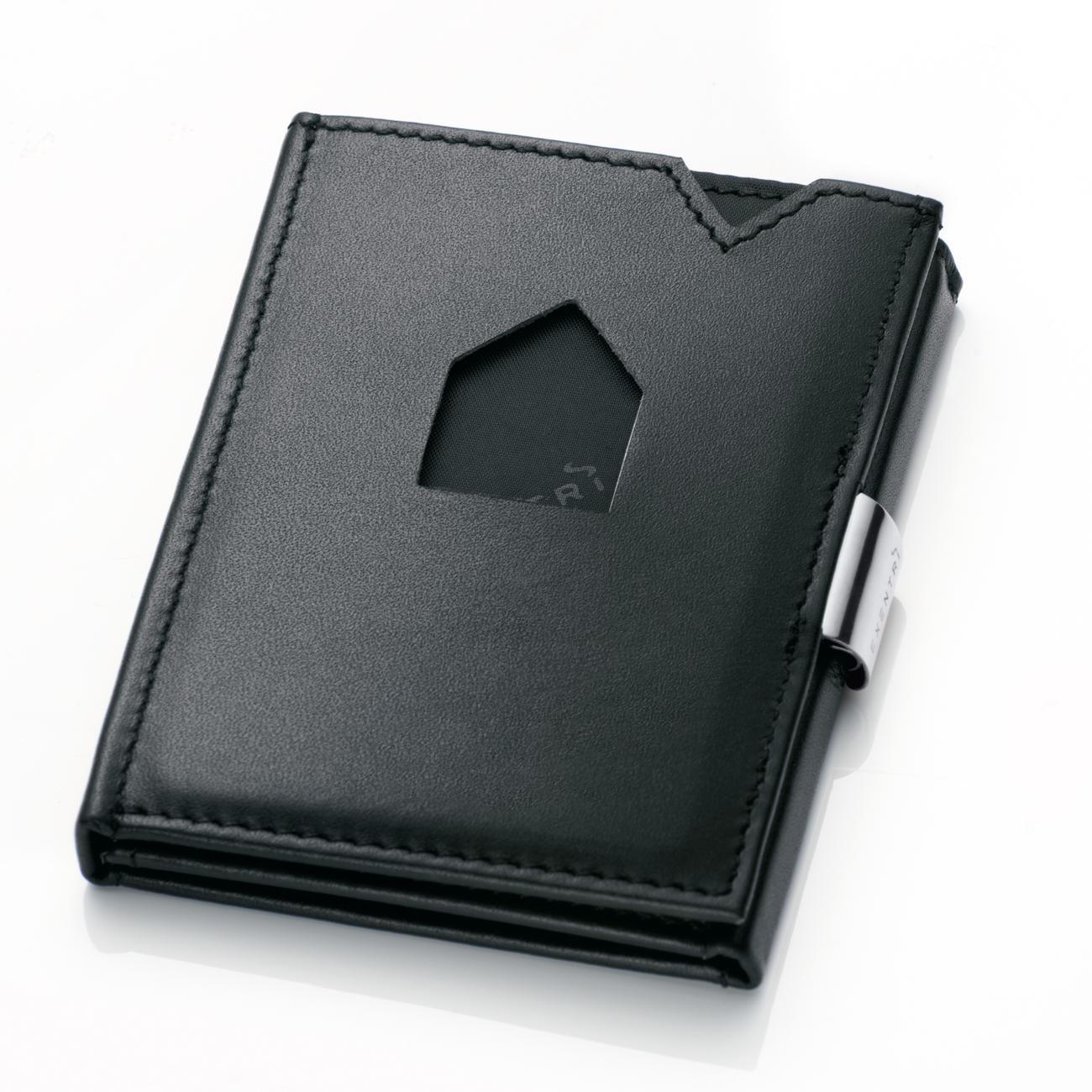 Portefeuille Exentri® Smart Wallet, Noir