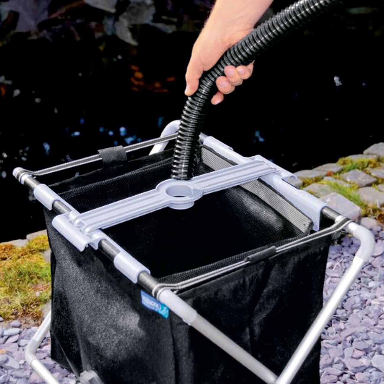 Aspirateur manuel pour bassins pond vac pas cher pro idee for Aspirateur pour bassin