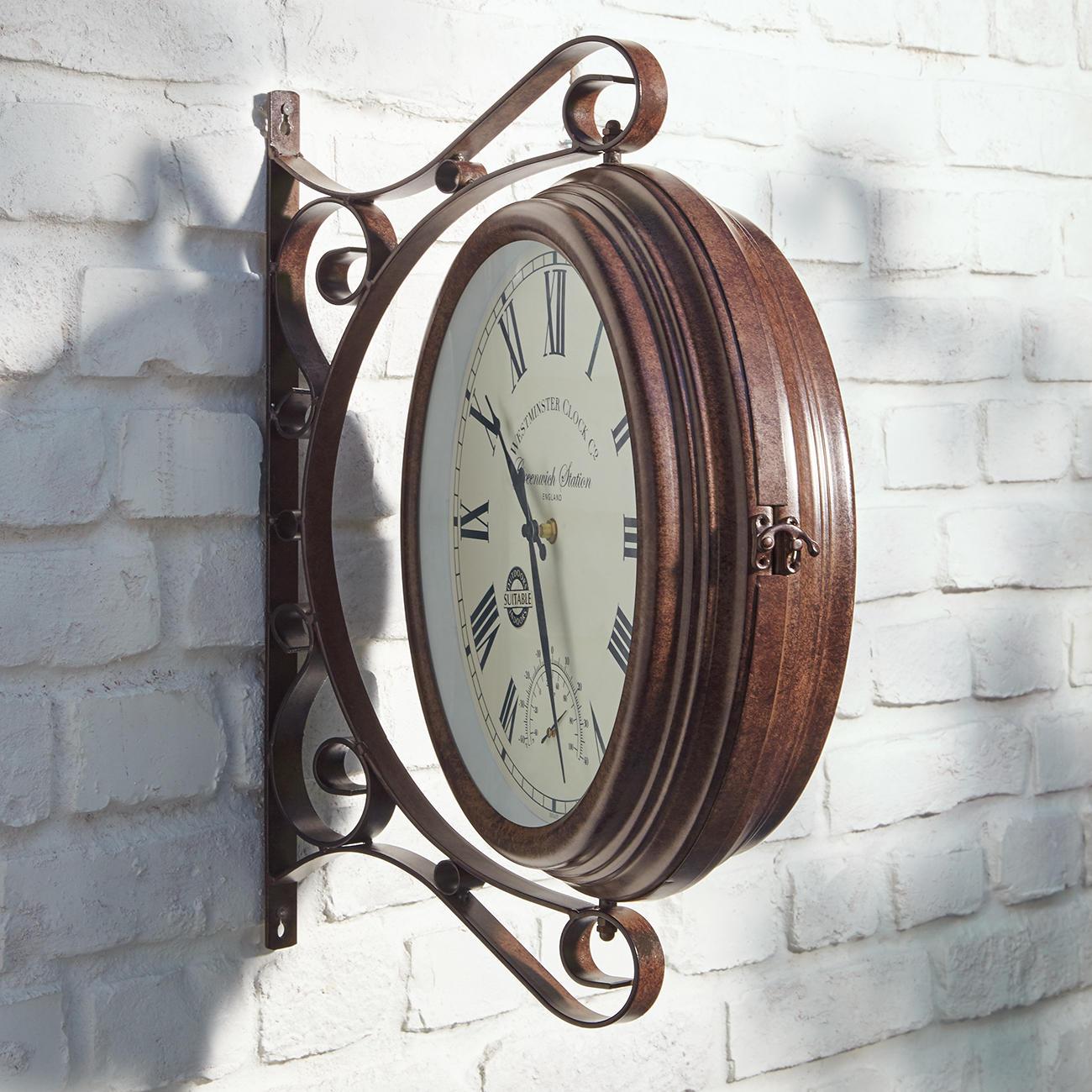 Acheter Horloge De Jardin Et De Terrasse En Ligne Pas Cher