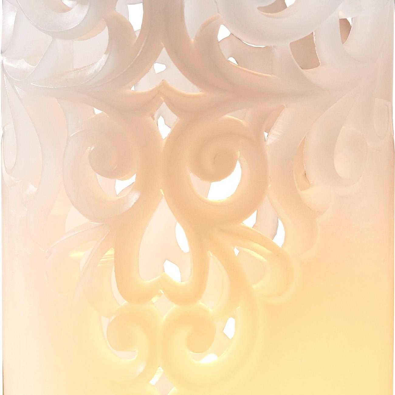 acheter bougies led relief lot de 2 en ligne pas cher. Black Bedroom Furniture Sets. Home Design Ideas