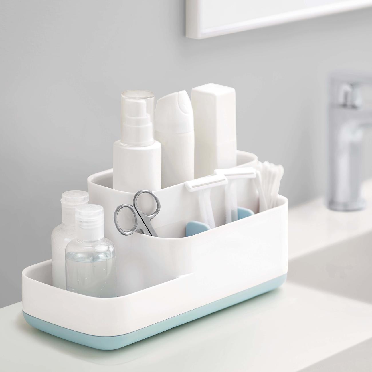 Organiseur de salle de bains joseph joseph pas cher pro idee - Organiseur salle de bain ...