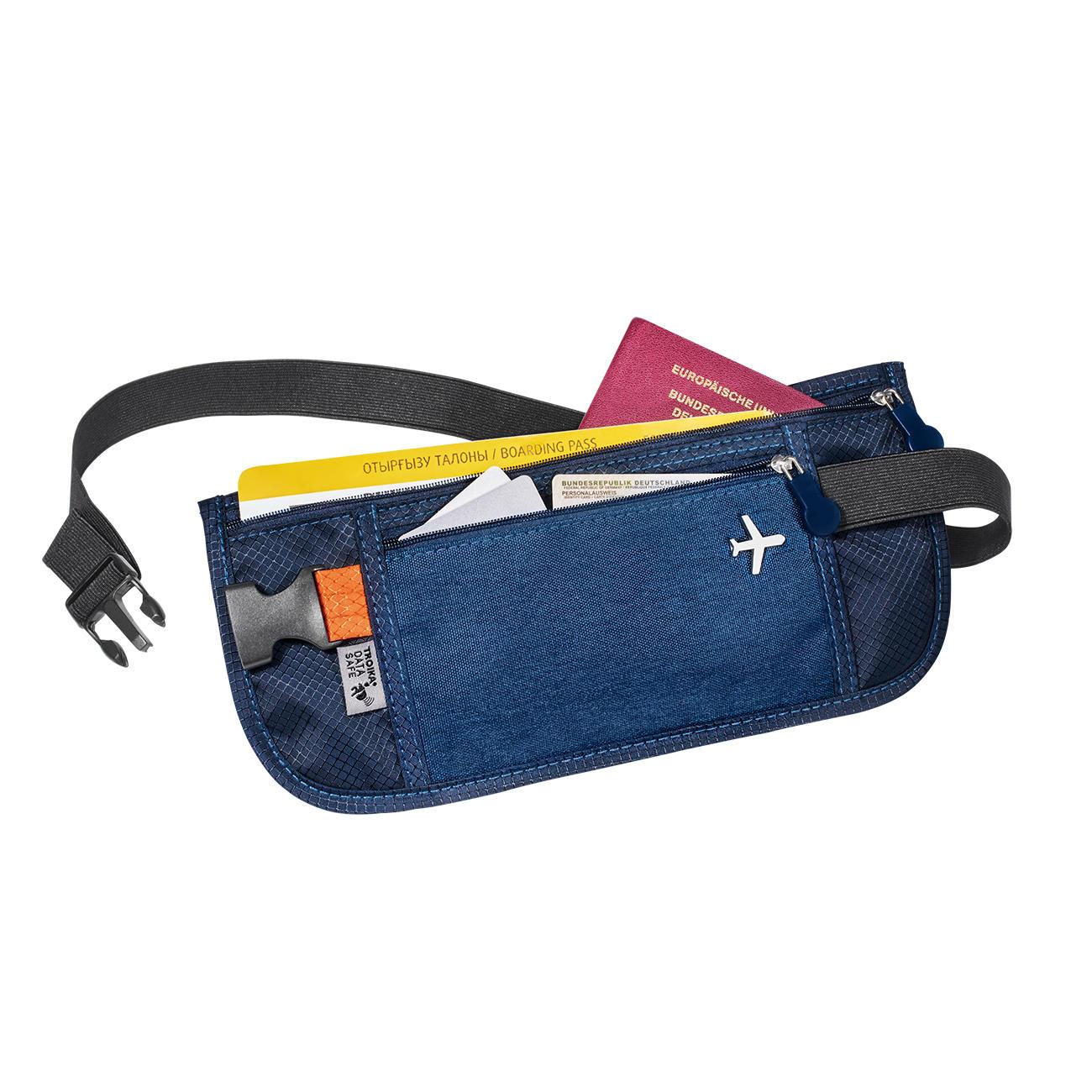 21f237f8b4 Organiseur de voyage ou Pochette de ceinture RFID pas cher