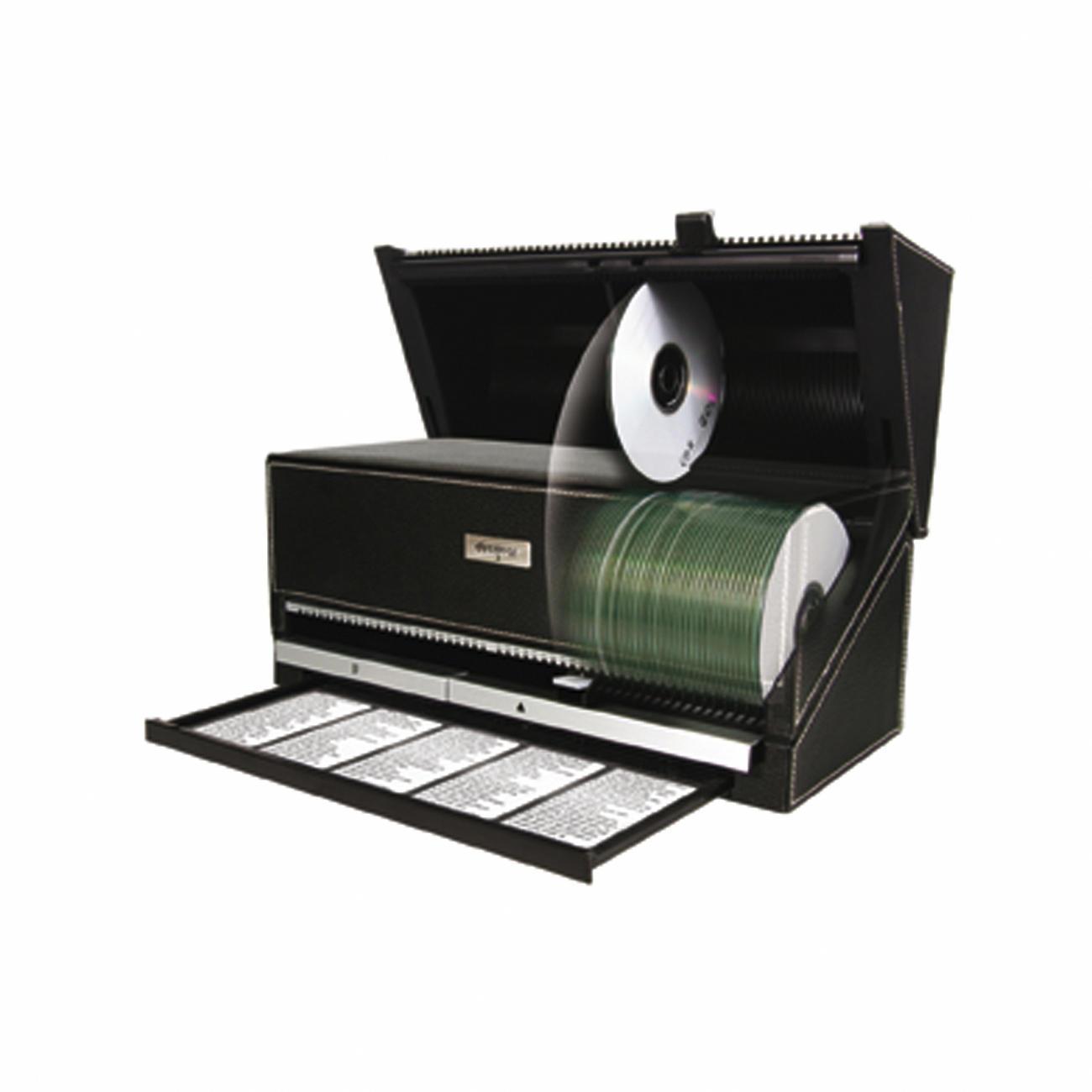acheter bo te de rangement pour cd dvd en ligne pas cher. Black Bedroom Furniture Sets. Home Design Ideas