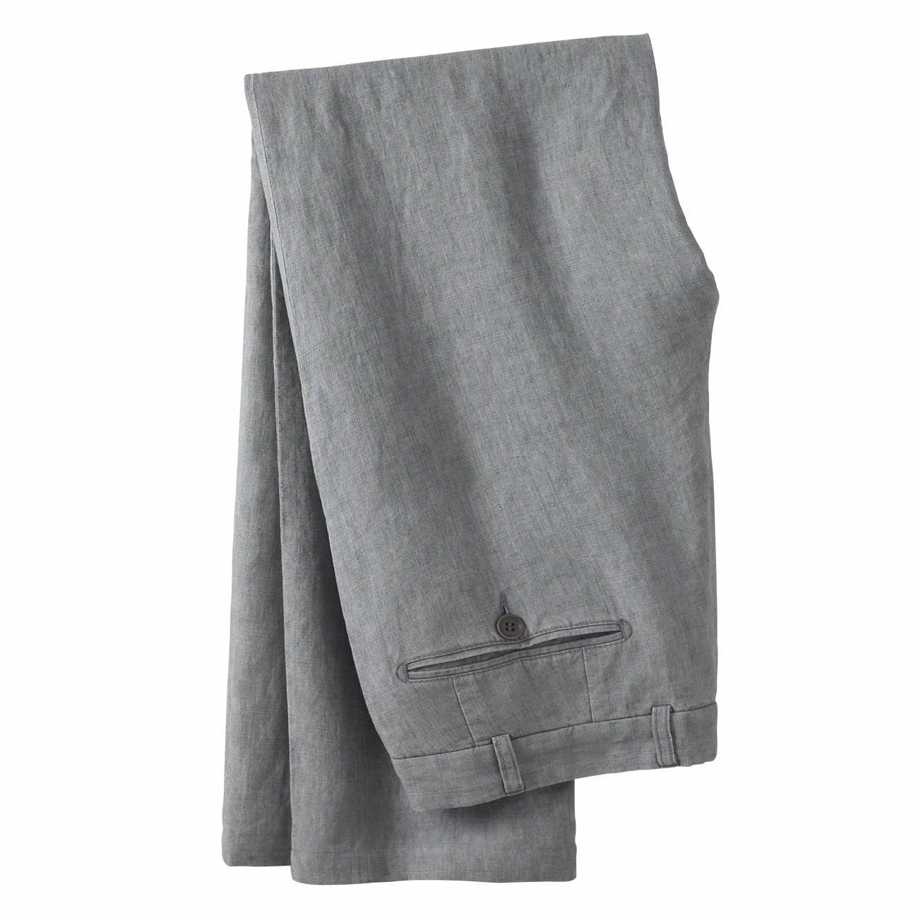 Acheter le pantalon en lin ormezzano en ligne pas cher - Pantalon en lin homme pas cher ...