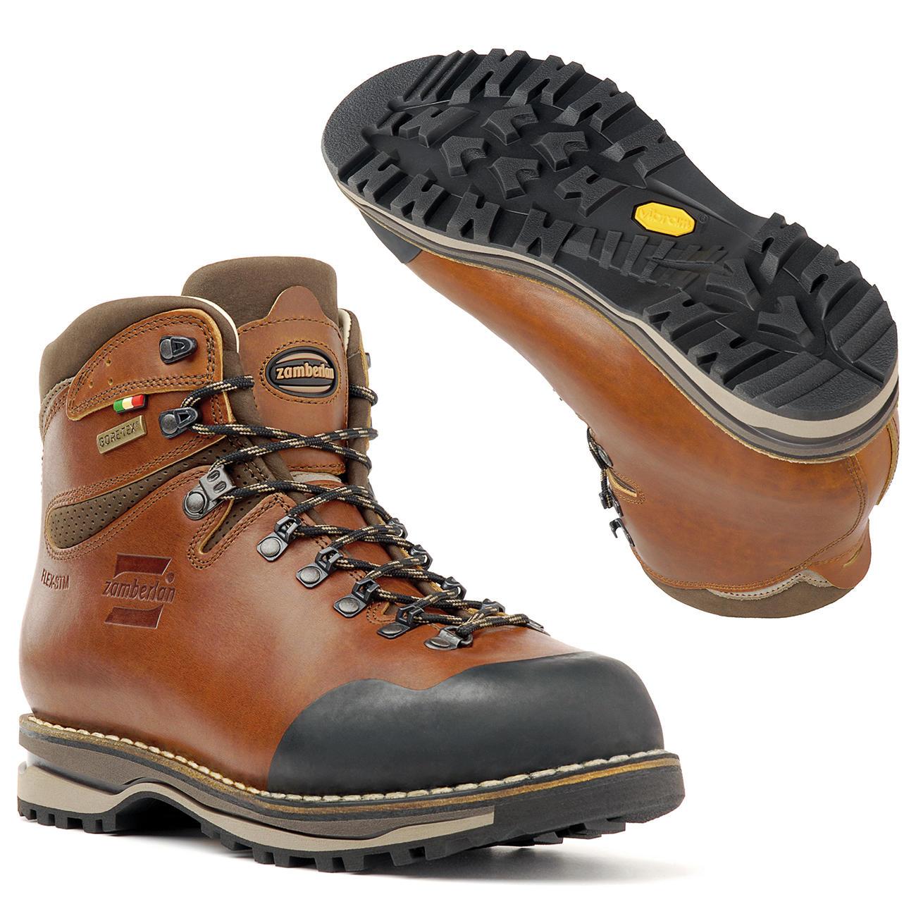 Chaussures de randonnée faites main Zamberlan®