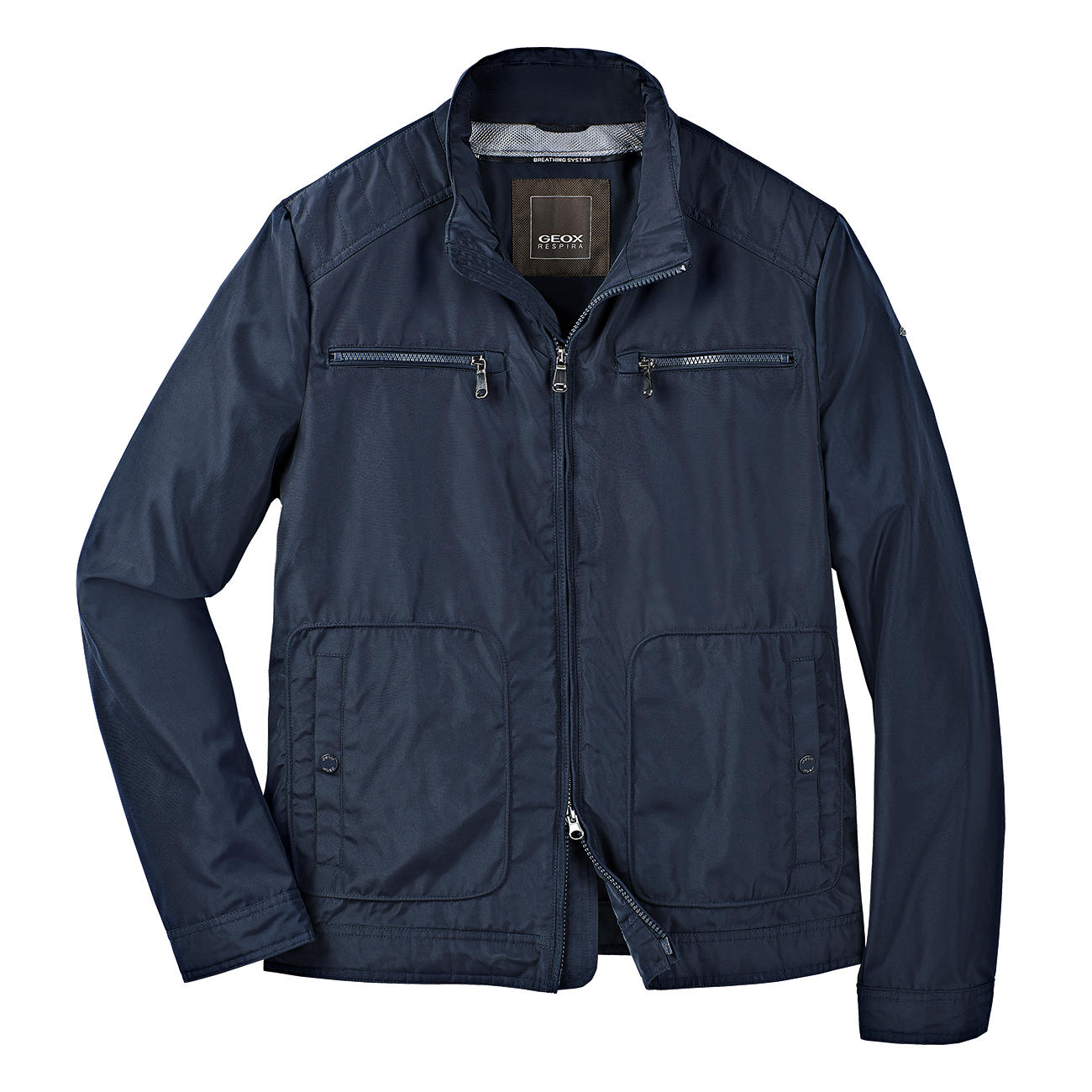 biggest discount how to buy clearance prices Veste technique Field Jacket homme Geox « Breathing System »