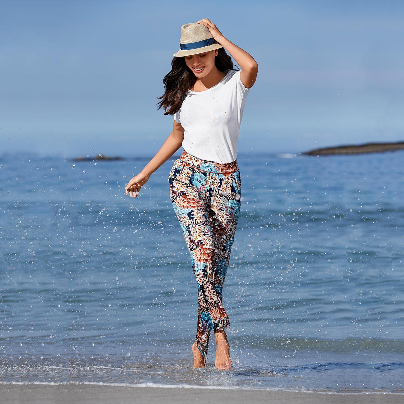 Plage Bikini Pantalon Ou Skiny Découvrir Tahiti De CoedBrx