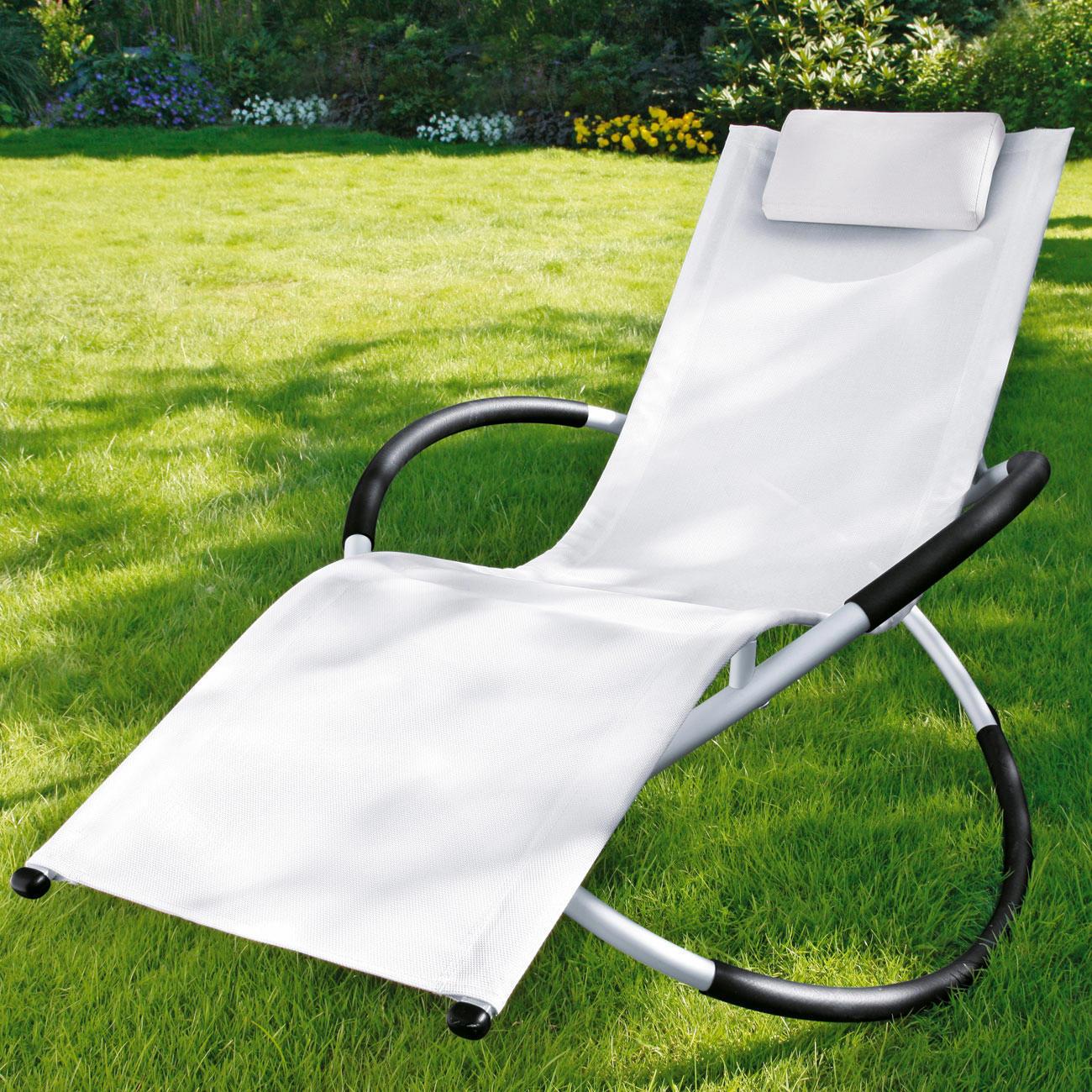Rocking chair garantie produit de 3 ans for Rocking chair exterieur