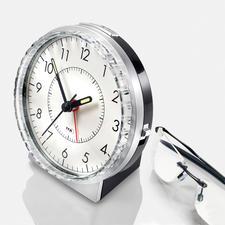 Réveil analogique son de cloche - Le bon vieux réveil analogique avec son de cloche – maintenant, encore amélioré.