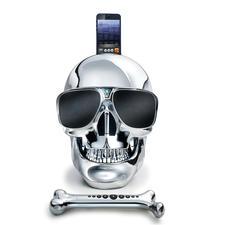 AeroSkull HD+ - À la fois haut-parleur haute qualité et objet culte. Conçu sous la direction de la star Jean-Michel Jarre.