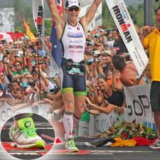 Frederik van Lierde est convaincu par Xtenex. Il a porté les lacets « sport » lors du Ironman d'Hawaii en 2013 – et a remporté l'épreuve !