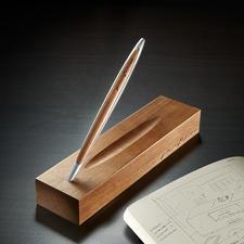 Crayon Pininfarina Ethergraf® - Reprend le principe de la mine de crayon à papier, sans tailler la pointe. Dure toute une vie.