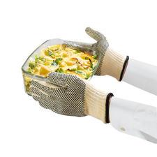 Gants de protection contre la chaleur - En matériau résistant à la chaleur utilisé pour les combinaisons des pilotes automobiles.