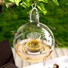 Piège à limaces-guêpes-mouches Bio-Catch, lot de 3 - Piège à bière ultra efficace contre les limaces et les guêpes.