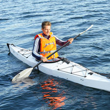 Kayak pliable nortik fold - Le kayak pliable nortik fold: monté en 3 à 5 minutes grâce à une astucieuse technologie origami.
