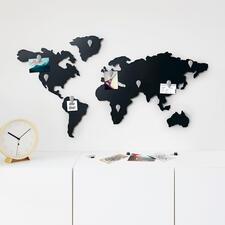 Planisphère magnétique - Pour les globe-trotteurs et tous ceux qui parcourent la planète.
