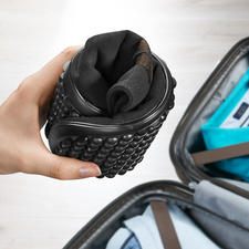 Ultra flexibles– rangement gain de place dans vos bagages.