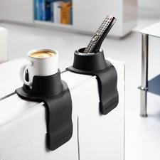 CouchCoaster® - Pratique et confortable ce porte-boisson pour le divan.