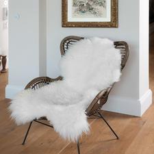 Agréable également pour s'installer confortablement dans un fauteuil.