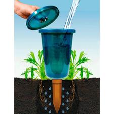 Assistant d'irrigation Hydro Cup, lot de 4 - Simple, économe, efficace.