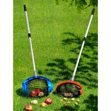 Collecteur UPP® - Préservez votre dos et gagnez du temps : cet astucieux collecteur ramasse fruits mûrs, noix, châtaignes ...