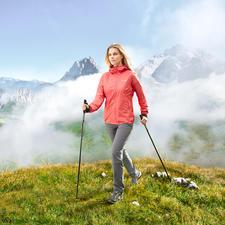 Veste femme Berghaus Hyper 140 - Poids plume, parfaitement étanche, ultra résistante, idéale pour l'alpinisme, la randonnée, le cyclisme …