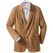 Veston en cuir de renne traité Cool Leather - Un poids plume de 900 grammes d'une douceur incomparable et pourtant étonnamment robuste.