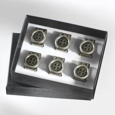 Clips-bouton pour bretelles - Clips pratiques pour vos bretelles. Attachez-les sur n'importe quel pantalon.