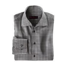 Chemise en flanelle de cachemire - Agréablement chaude, incroyablement douce et à un prix fabuleusement avantageux !