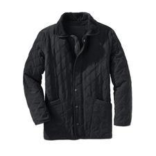 Veste matelassée quatre saisons - Tissu extérieur velouté. Doublure en laine polaire. Polyvalente, élégante et même lavable en machine.