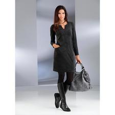 Robe Alcantara® - L'aspect tendance du suède. Mais lavable en machine. La robe tendance abordable en Alcantara® doux et velouté.