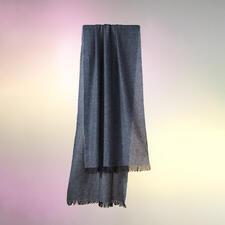 Châle en cachemire Pashmere - Une pièce rare : un des châles pashmina les plus légers et pourtant des plus réchauffants au monde.