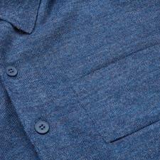 Bleu jean chiné