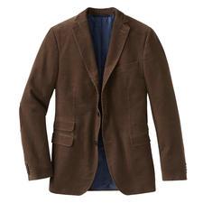 Veston en velours côtelé Pontoglio - Plus robuste, plus élégant et aux couleurs plus brillantes : le veston côtelé de Pontoglio.