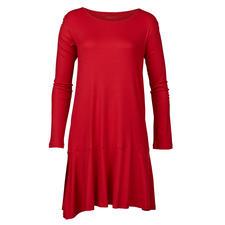 Robe Night & Day Novila - Assez chic pour le petit-déjeuner : la chemise de nuit au style épuré féminin. Brillance soyeuse. De Novila.