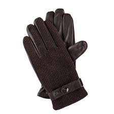 Gants en velours côtelé Dents - Le velours côtelé désormais à nouveau tendance. La qualité haut de gamme des gants. De Dents.