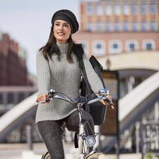 Pull en alpaga Kero Airjet - Un tricot brut et rugueux aura rarement été aussi léger. Le pull en alpaga fait de fil « Airjet ».