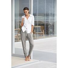 Pyjama décontracté - Le pyjama nouvelle génération : épuré. Moderne. Au look athlétique décontracté.