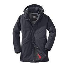 Manteau d'affaire softshell CMP - Imperméable. Coupe-vent. Respirant. Et pourtant assez soigné pour le bureau.