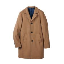 Manteau en poil de chameau - Aussi élégant qu'un noble veston. Résistant à l'hiver comme une parka outdoor.