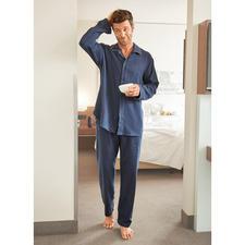 Pyjama en flanelle NOVILA, homme - Le pyjama idéal pour une bonne impression dès le matin.