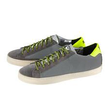 Sneaker réfléchissante P448® - La sneaker à réflecteur de la marque tendance italienne P448®. Stylée la journée. Vous protège la nuit.