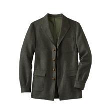 La Teba Jacket - Plus élégante qu'une veste. Plus décontractée qu'un veston. Et la parfaite alternative aux deux.