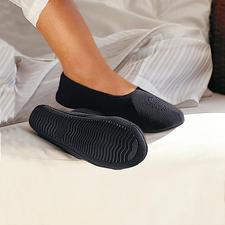 Les chaussons de voyage - Vous y serez aussi à l'aise que nu-pieds.