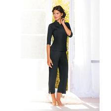 Pyjama Dreamsacks® - C'est à la finesse du fil de bambou que ce pyjama doit son incroyable douceur d'une légèreté si agréable.